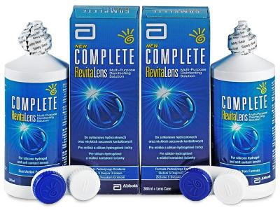 Płyn Complete RevitaLens 2x360ml