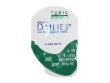 Focus Dailies Toric (90 soczewek)