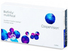 Biofinity Multifocal (3 soczewki)