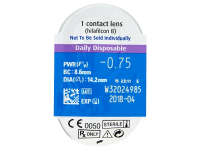 SofLens Daily Disposable (90 soczewek)