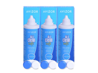 Płyn Avizor All Clean Soft 3 x 350 ml