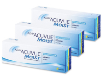 1 Day Acuvue Moist for Astigmatism (90 soczewek)
