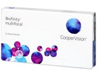 Biofinity Multifocal (6 soczewek)