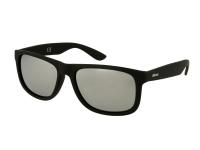 alensa.pl - Soczewki kontaktowe - Okulary przeciwsłoneczne Alensa Sport Black Silver Mirror
