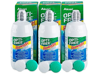 Płyn OPTI-FREE RepleniSH 3 x 300 ml