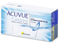 Acuvue Oasys for Astigmatism (12soczewek)