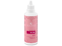 alensa.pl - Soczewki kontaktowe - Roztwór soli fizjologicznej do płukania Queen's Saline 100 ml