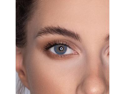 Air Optix Colors - Blue - korekcyjne (2 soczewki)