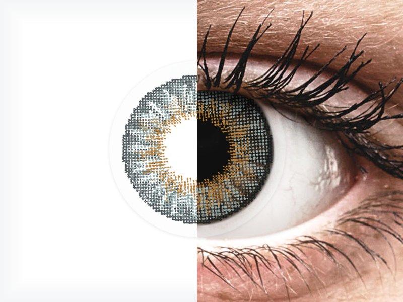 Air Optix Colors - Grey - korekcyjne (2 soczewki)