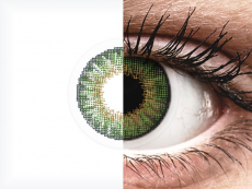 Air Optix Colors - Green - zerówki (2 soczewki)