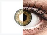 Air Optix Colors - Pure Hazel - korekcyjne (2 soczewki)