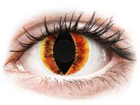 alensa.pl - Soczewki kontaktowe - ColourVUE Crazy Lens - Saurons Eye - zerówki