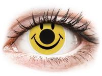 alensa.pl - Soczewki kontaktowe - ColourVUE Crazy Lens - Smiley - zerówki
