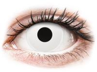 alensa.pl - Soczewki kontaktowe - ColourVUE Crazy Lens - WhiteOut - zerówki