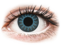 alensa.pl - Soczewki kontaktowe - ColourVUE Crazy Lens - Solar Blue - korekcyjne