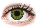 alensa.pl - Soczewki kontaktowe - TopVue Color daily - Fresh green - korekcyjne