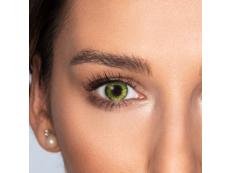 TopVue Color daily - Fresh green - korekcyjne (10 soczewek)