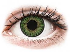 TopVue Color daily - Green - korekcyjne (10 soczewek)