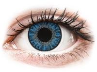 alensa.pl - Soczewki kontaktowe - TopVue Color daily - Sapphire Blue - korekcyjne