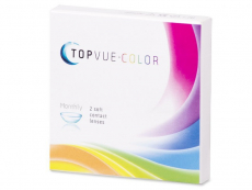TopVue Color - Brown - korekcyjne (2 soczewki)
