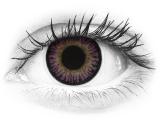 ColourVUE 3 Tones Violet - zerówki (2 soczewki)