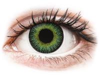 alensa.pl - Soczewki kontaktowe - ColourVUE Fusion Green Yellow - korekcyjne