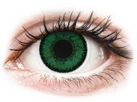alensa.pl - Soczewki kontaktowe - SofLens Natural Colors Emerald - zerówki
