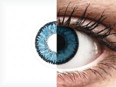 SofLens Natural Colors Topaz - korekcyjne (2 soczewki)