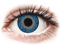 alensa.pl - Soczewki kontaktowe - Expressions Colors Dark Blue - zerówki