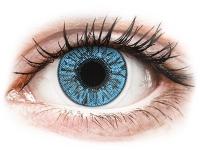 alensa.pl - Soczewki kontaktowe - FreshLook Colors Sapphire Blue - korekcyjne