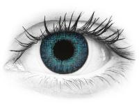 Air Optix Colors - Brilliant Blue - zerówki (2 soczewki)