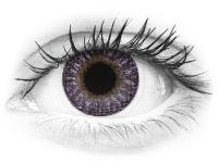 TopVue Color - Violet - zerówki (2 soczewki)