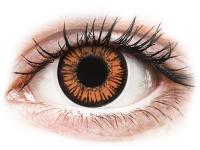 alensa.pl - Soczewki kontaktowe - ColourVUE Crazy Lens - Twilight - jednodniowe zerówki