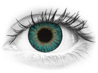 Air Optix Colors - Turquoise - korekcyjne (2soczewki)