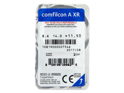 Biofinity XR (3 soczewki)