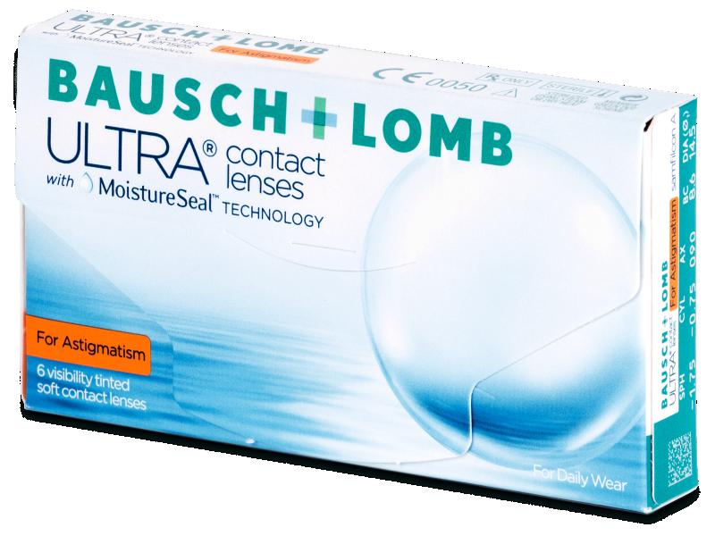 Bausch + Lomb ULTRA for Astigmatism (6 soczewek)