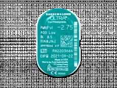 Bausch + Lomb ULTRA for Presbyopia (3 soczewki)