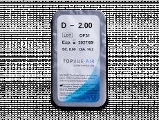 TopVue Air (6 soczewek)