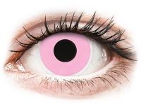 alensa.pl - Soczewki kontaktowe - ColourVUE Crazy Lens - Barbie Pink - zerówki