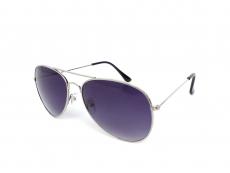 Okulary przeciwsłoneczne Alensa Pilot Silver