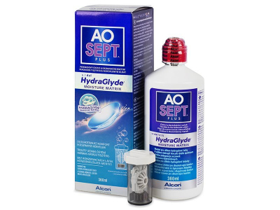 Płyn AO SEPT PLUS HydraGlyde 360 ml