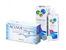 Acuvue Oasys for Astigmatism (12 soczewek) + płyn Gelone 360 ml