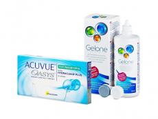 Acuvue Oasys for Presbyopia (6 soczewek) + płyn Gelone 360 ml