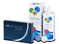 alensa.pl - Soczewki kontaktowe - TopVue Premium (6 soczewek)