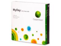 alensa.pl - Soczewki kontaktowe - MyDay daily disposable