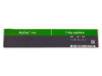 MyDay daily disposable (90soczewek)
