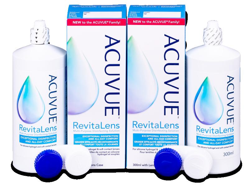 Płyn Acuvue RevitaLens 2x 300 ml