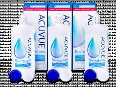 Płyn Acuvue RevitaLens 3x 300 ml