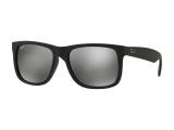 alensa.pl - Soczewki kontaktowe - Okulary przeciwsłoneczne Ray-Ban Justin RB4165 - 622/6G