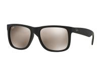alensa.pl - Soczewki kontaktowe - Okulary przeciwsłoneczne Ray-Ban Justin RB4165 - 622/5A